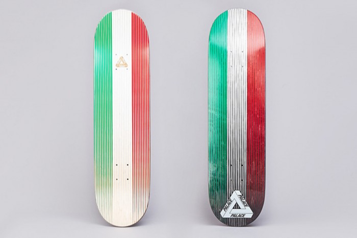 64f98aaf0bc8 Keep your eyes peeled over on the Black Sheep website for the latest Palace  boards at great prices with free grip included… enough said!