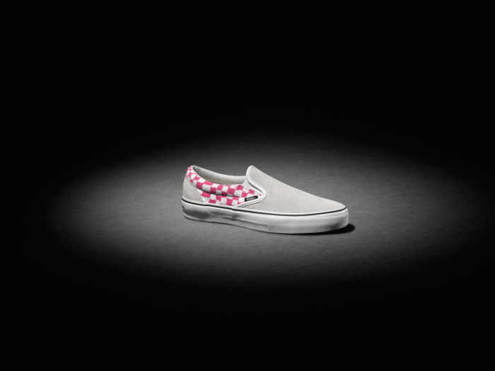 b1c158d0df992e Harmony Korine SlipOn Vans Syndicate. Harmony Korine Detail2 Slip On