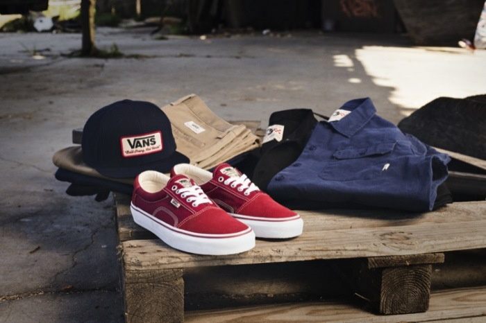 Vans Rowley Solos and apparel line available at the black Sheep Store 15th June.