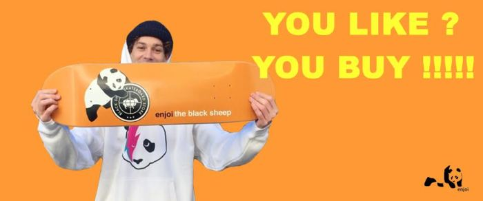 ben raemers x black sheep board