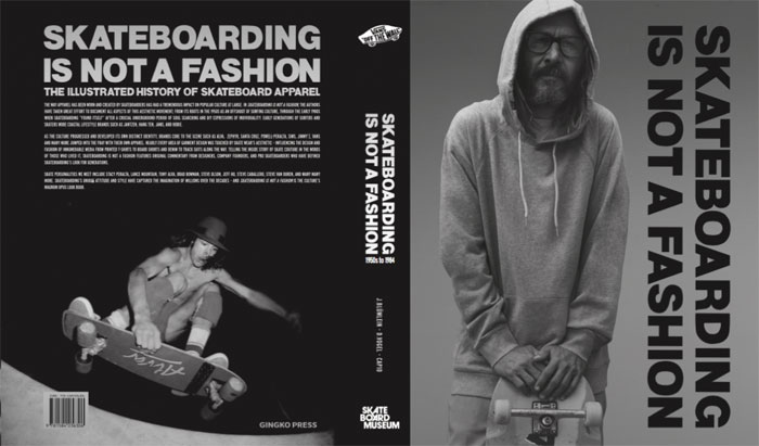 526d60ac64 skateboarding is not a fashion book