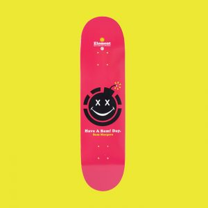 Element Bam Margera Decks