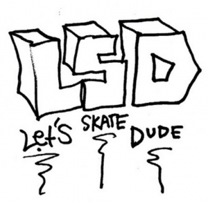 lets skate dude lsd krooked mark gonzales