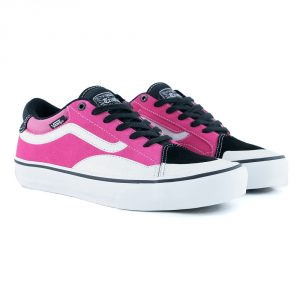 vans tnt advanced prototype black magenta-white