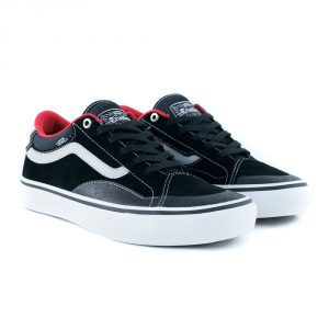 46ce6446010d ... vans tnt advanced prototype black white red. Legendary skater Tony  Trujillo s ...