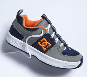 dc shoes lynx sixth sense reissue