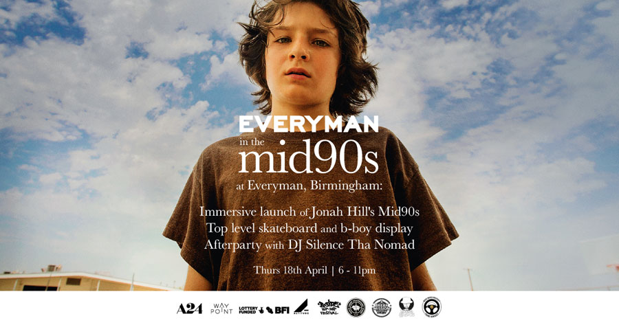 mid 90s movie by jonah hill