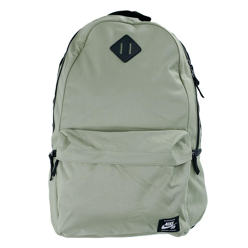 374e3ecb2e7 Nike Sb Icon Backpack Bag Neutral Olive Black White at Black Sheep