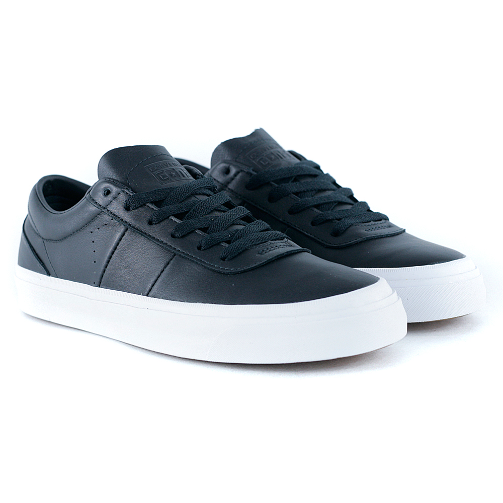 a2b01f8ec6ec Converse Cons Sage One Star CC Pro OX Black Black White at Black Sheep  Skateboard Shop