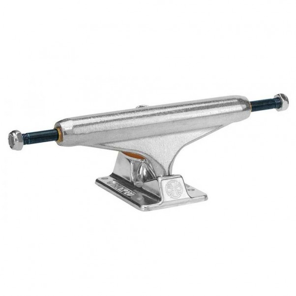 Indy Independent Forged Titanium Stage 11 Skateboard Trucks Silver 144mm