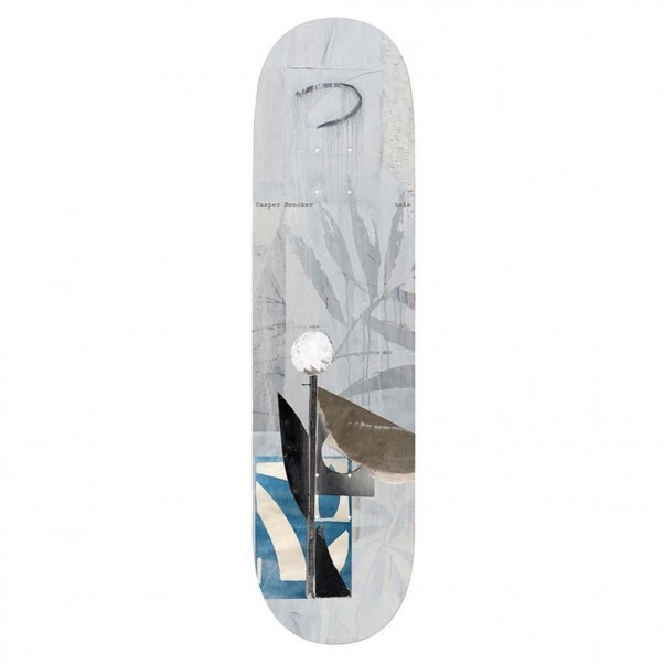 Isle Sculpture Series Brooker Skateboard Deck 8.5""