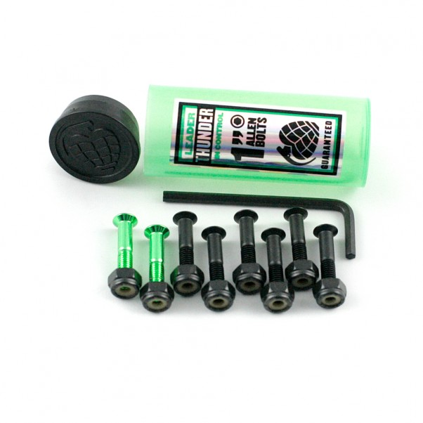 "Thunder 1"" Allen Bolts Tube"