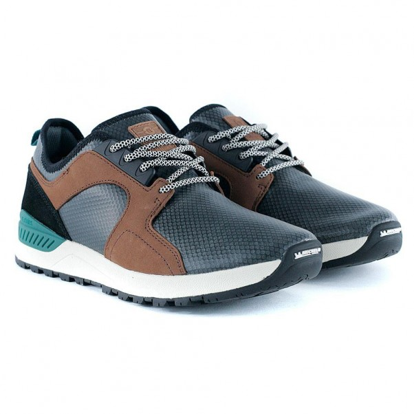 Etnies Footwear Cyprus SCW Black Brown Green