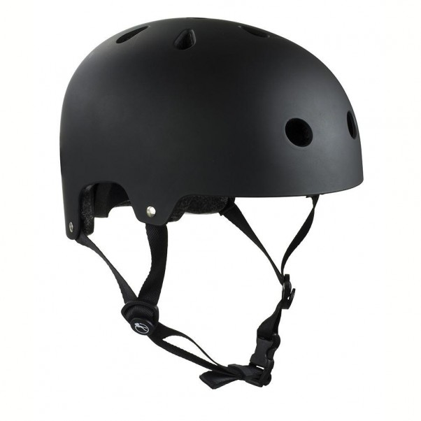 SFR Essentials Skateboard Bmx Helmet Black