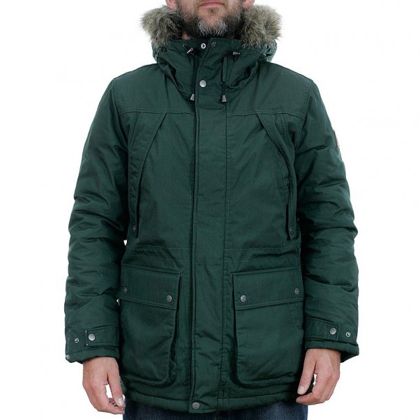Element Fargo Parka Jacket Olive Drab