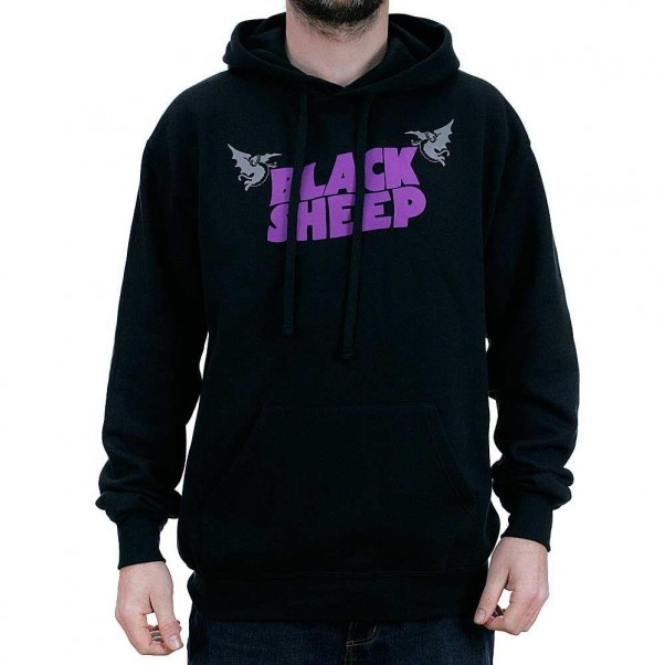 Black Sheep Sabbath Devil Hooded Sweatshirt
