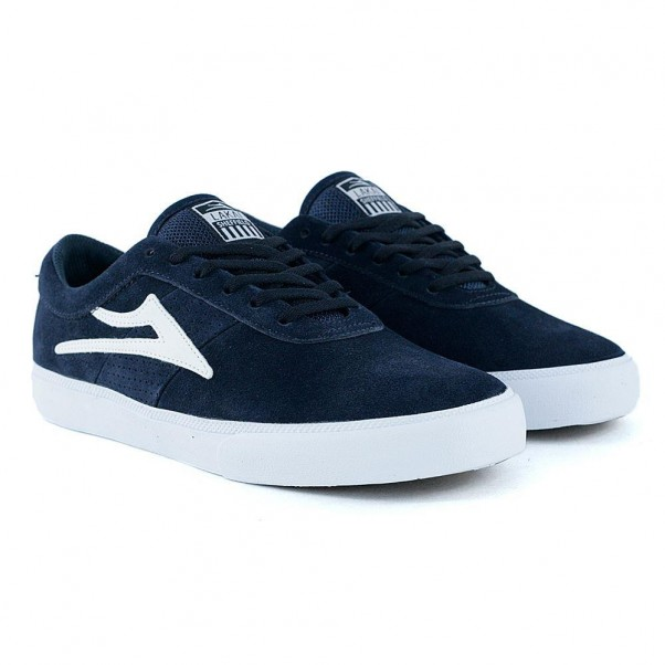 Lakai Footwear Sheffield Navy Suede