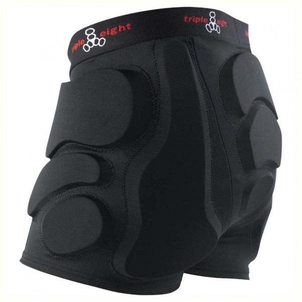 Triple 8 Roller Derby Bum Saver Hip Pads Shorts