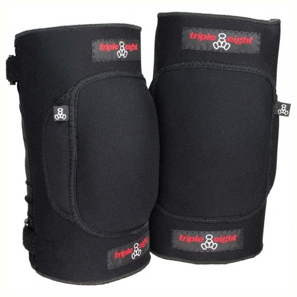 Triple 8 Undercover Knee Pads Snow