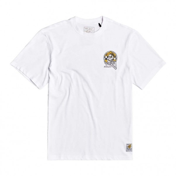 Element Taxi Driver Short Sleeve T-Shirt Optic White