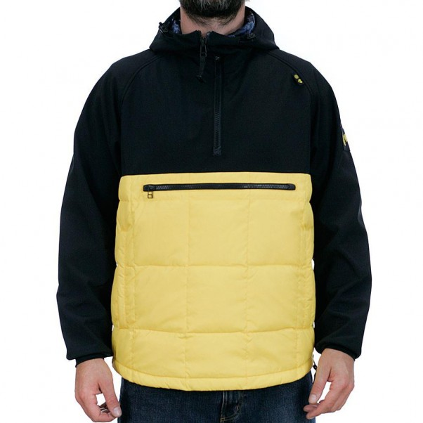 Element Griffin Light Down Pullover Jacket Solar Power
