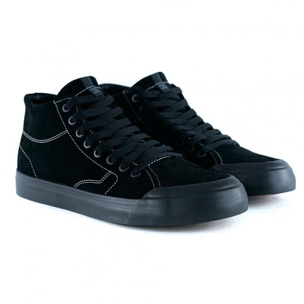 DC Shoes Evan Smith Hi Zero S Black Black