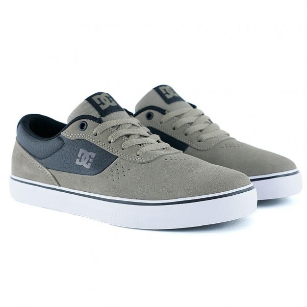 DC Shoes Switch S Timber Grey