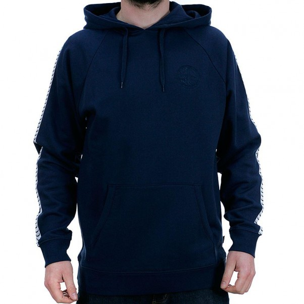 Vans x Spitfire Taped Hooded Sweatshirt Dress Blue