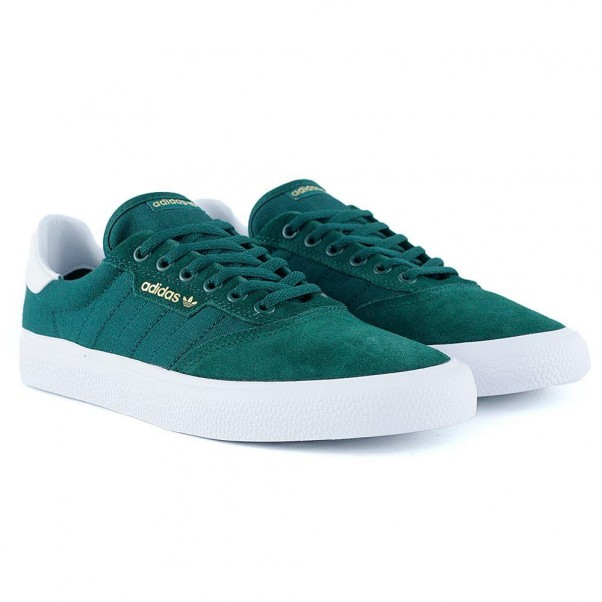 Adidas Skateboarding 3MC Collegiate Green Feather White