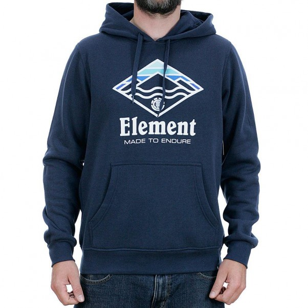 Element Layer Hooded Sweatshirt Eclipse Navy
