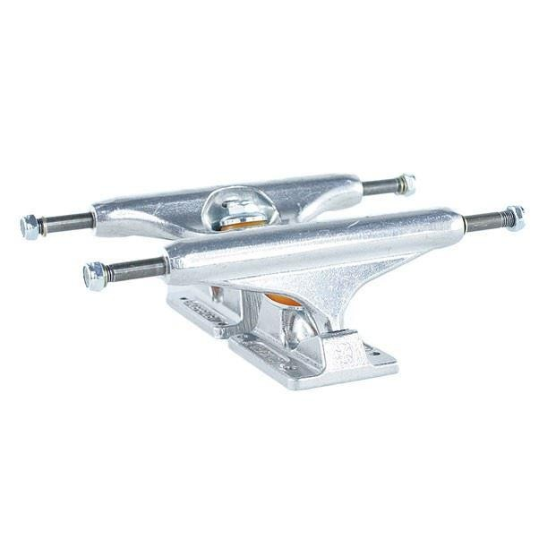 Indy Independent Stage 11 Skateboard Trucks Raw Silver 149mm
