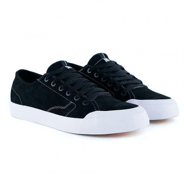 DC Shoes Evan Smith Lo Zero S Black White