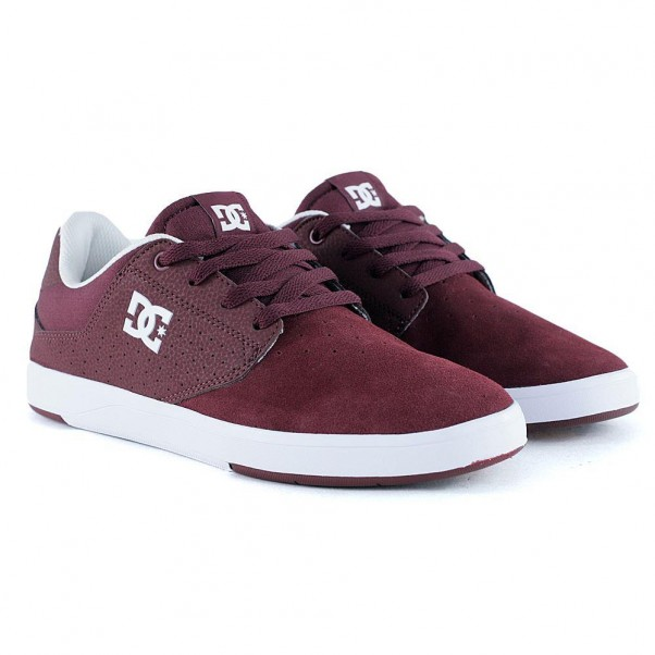 DC Shoes Plaza TC S Maroon