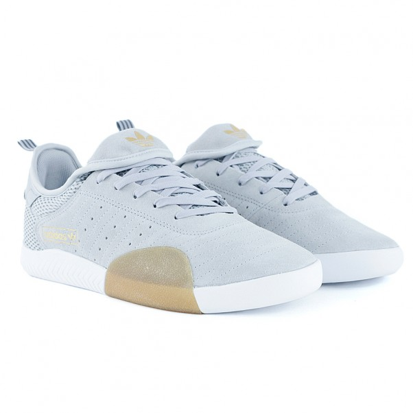 Adidas Skateboarding 3ST.003 Clear Onix Grey Five Feather White