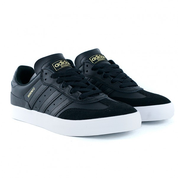 Adidas Skateboarding Busenitz Vulc RX Core Black Feather White