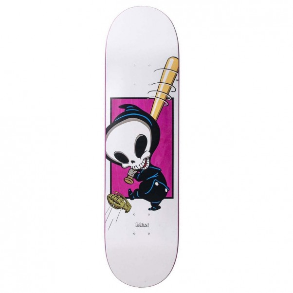 Blind Skateboards Cody McEntire Papa White Reaper Box Skateboard Deck 8.25""