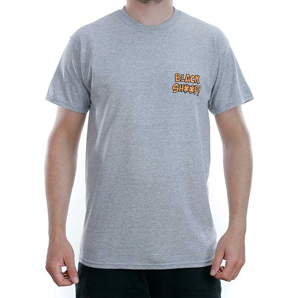 Black Sheep 0161 T-Shirt Ash Grey