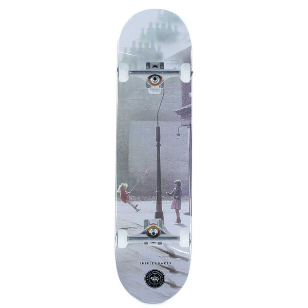 Black Sheep x Shirley Baker Ltd Release Premium Complete Skateboard 8.25""