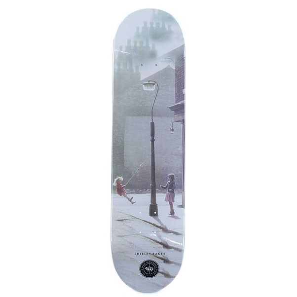 Black Sheep x Shirley Baker Ltd Release Skateboard Deck 8""