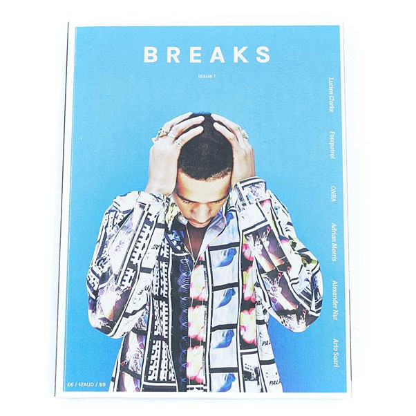 Breaks Magazine Issue 1 Lucien Clarke Interview