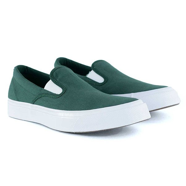 Converse Cons x Aaron Herrington Deck Star '67 Forrest Green White Skate Shoes