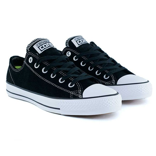 Converse Cons Ctas Pro Black White Skate Shoes