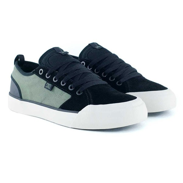DC Shoes Evan Smith S Military Black Skate Shoes