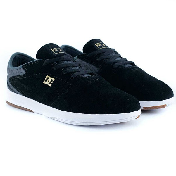 Dc Shoes Jack S Black Skate Shoes