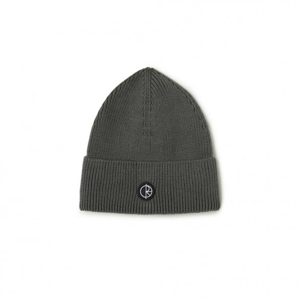 Polar Skate Co Dry Cotton Beanie Hat Graphite