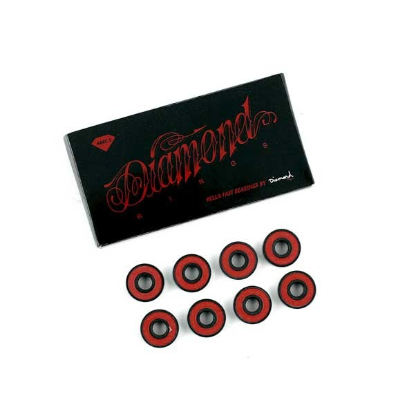 Diamond Supply Co Abec 3 Bearings