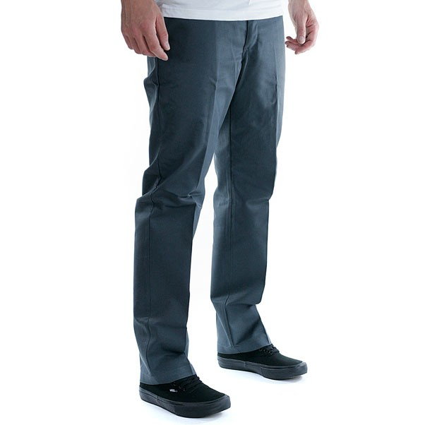 Dickies 894 Industrial Work Pants Charcoal Grey