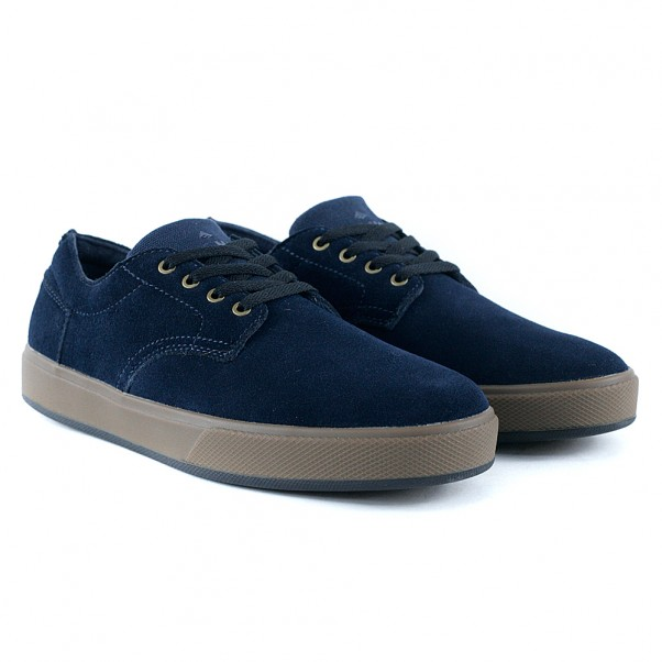 Emerica Spanky G6 Navy Gum Skate Shoes