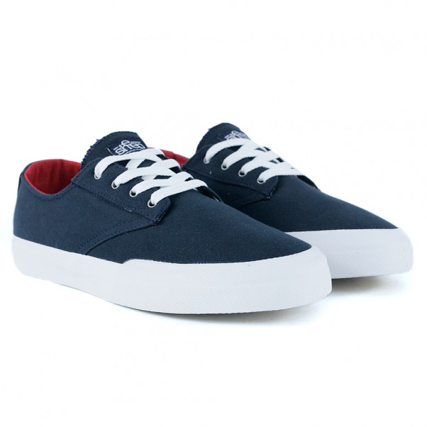 Etnies Footwear Jameson Vulc LS X Sheep Navy