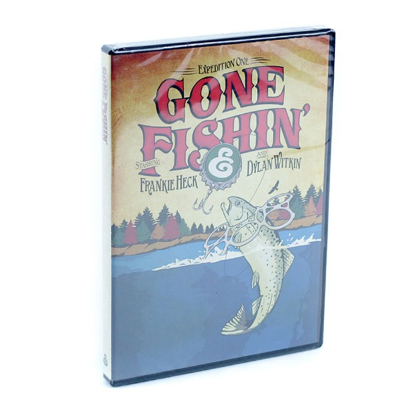 Expedition One Gone Fishing Skateboard DVD